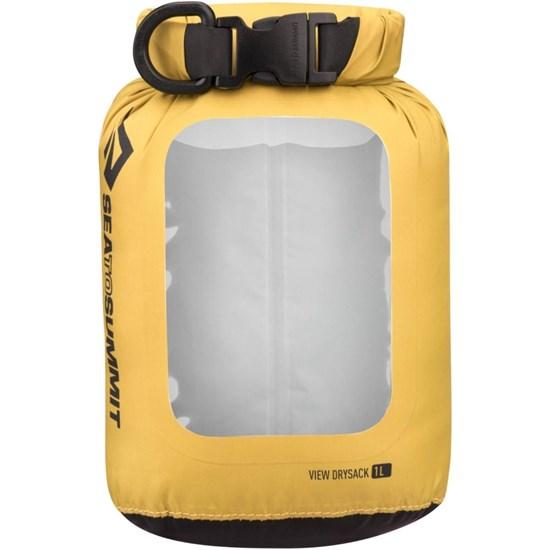 Saco Estanque Sea To Summit View Dry Sack 1 Litro Amarelo