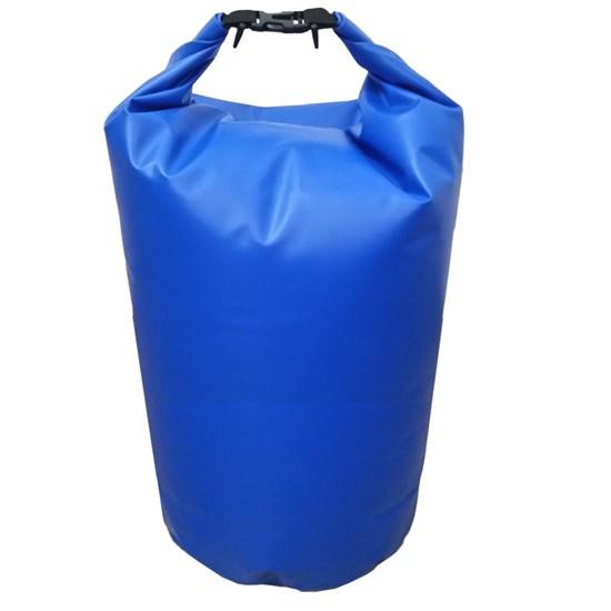 Saco Stank em PVC Emborrachado Azul 40 Litros - EchoLife