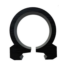 Suporte de Lanterna Tática para Trilhos 20 mm