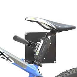Suporte de Parede Altmayer AL-26 Pinça de Manutenção para Bicicleta Preto