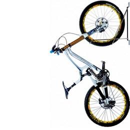 Suporte de Parede para Bicicleta Vertical Giratório em Até 180° - Altmayer AL-196