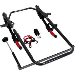 Suporte Veicular para Estepe Porta Malas Transbike 2 Bicicletas - Altmayer AL-246