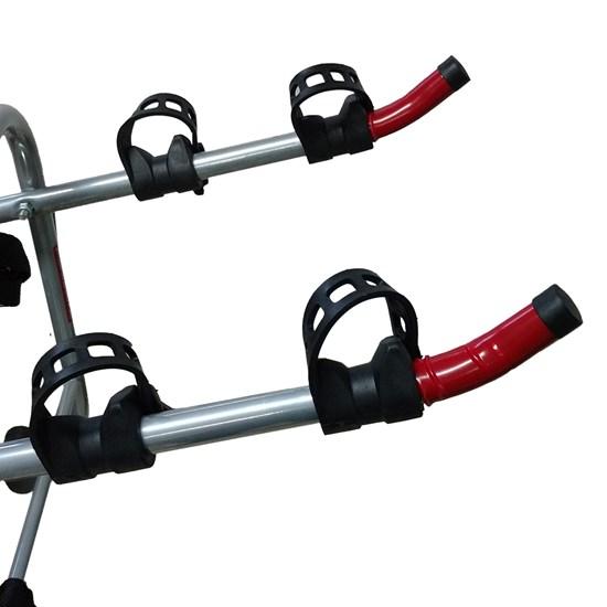 Suporte Veicular Reforçado Transbike para 2 Bicicletas - Altmayer AL-106