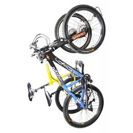 Suporte Vertical de Parede para 02 Bicicletas AL-70 Altmayer