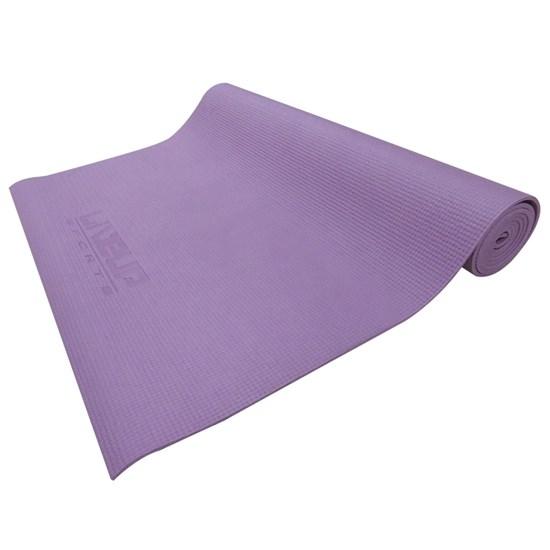 Tapete de Yoga Pilates Liveup LS3231P Colchonete em EVA Roxo