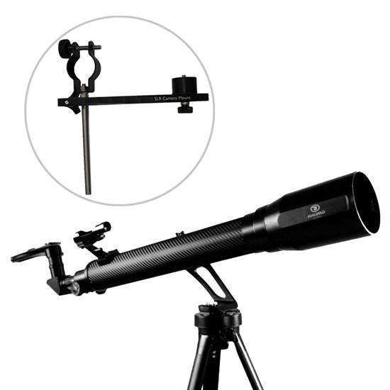 Telescópio Refrator Azimutal 700mm Greika + Adaptador de Câmeras SLR