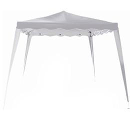 Tenda Gazebo 2,4x2,4 metros Articulado IWGZA-240BR Branco