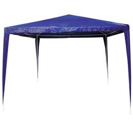 Tenda Gazebo 3x3 metros Desmontável IWGZM-3AZ Azul