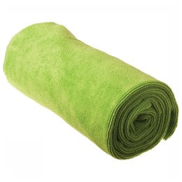 Toalha Ultra Absorvente Tek Towel Tamanho G Verde 60x120cm - Sea to Summit 801080