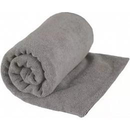 Toalha Ultra Absorvente Tek Towel Tamanho M Cinza 50 x 100cm - Sea to Summit 801070