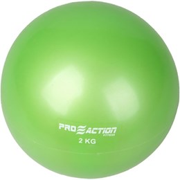 Tonning Ball Verde 2 KG - ProAction GA021