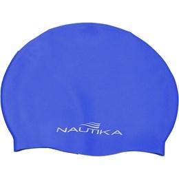 Touca para Natação de Silicone Tamanho Adulto Azul - Nautika 500650