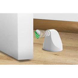 Trava Porta Magnético Universal ComfortDoor Cinza