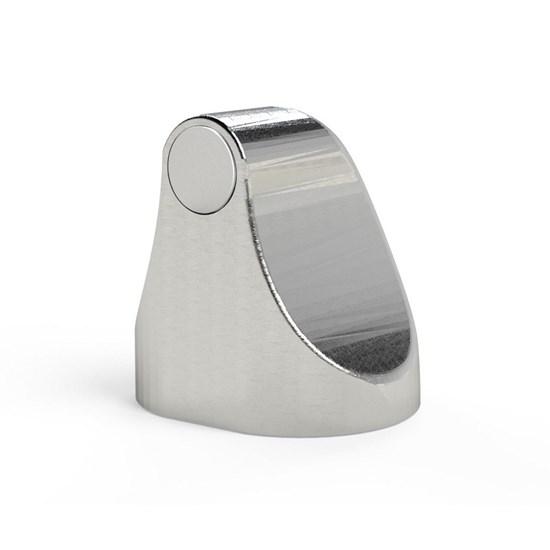 Trava Porta Magnético Universal ComfortDoor Cromado