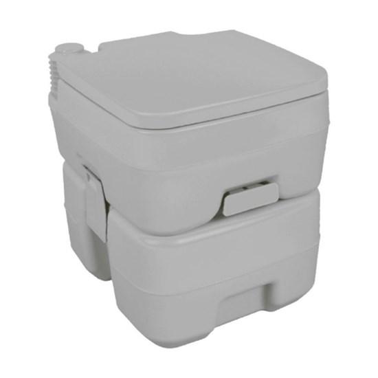 Vaso Banheiro Sanitário Químico Portátil ECOCAMP 20 Litros Nautika