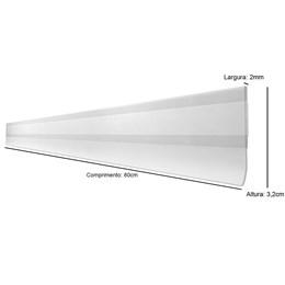 Veda Porta Adesivo ComfortDoor 80 cm Ajustável Universal Transparente