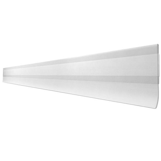 Veda Porta Adesivo ComfortDoor 90 cm Ajustável Universal Transparente