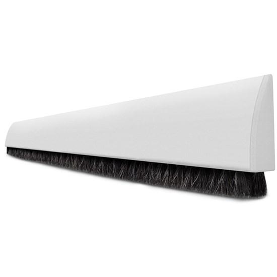Veda Porta Adesivo Escova ComfortDoor Contra Insetos Poeira Água Branco 130 cm