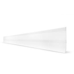 Veda Porta Adesivo Slim Contra Insetos Poeira Água Branco 80 cm
